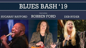 KJAZZ Blues Bash: Robben Ford