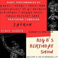 Big B's Birthday Show