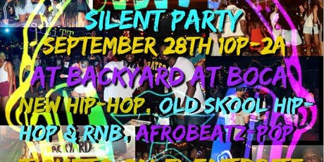 SiLiTT Party (Silent Disco) tickets