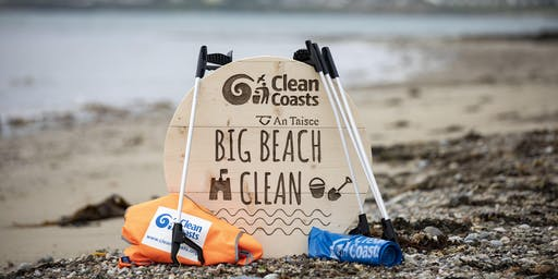 Clean Coasts' Big Beach Clean 2019 - Garryvoe Beach
