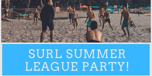 Summer League Party