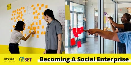Becoming A Social Enterprise tickets