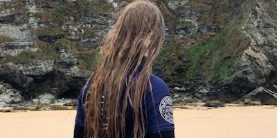 Surfing @ Watergate Bay