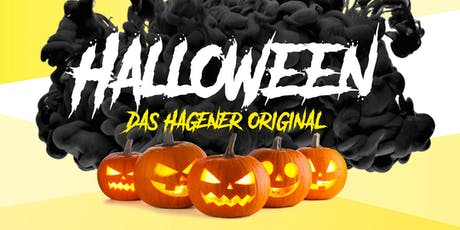 Halloween 2019 - Das Hagener Original! Tickets