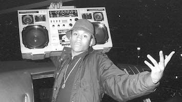 Old School Hip-Hop Night