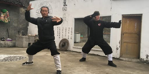 Five Animals Qi Gong with Master Gu