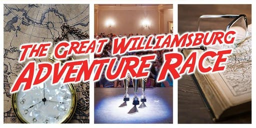 The 2019 Great Williamsburg Adventure Race