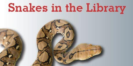 Snakes in the Library tickets