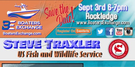 Boaters Exchange 1st Tuesday Fishing Seminar - Steve Traxler  tickets