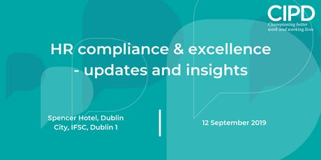 HR compliance and excellence – updates and insights tickets