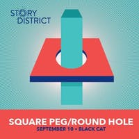Square peg, round hole: Stories about not fitting in