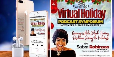 Podcast- Grieving While Black: Finding Resilience During the Holidays tickets