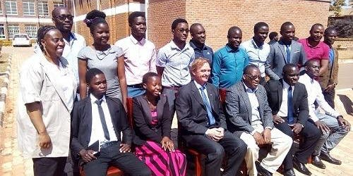 Malawi Cross Party Group: Veterinary Education and Animal Health in Malawi