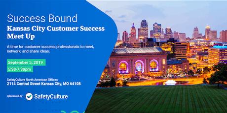 Success Bound - Kansas City Customer Success Meet Up tickets