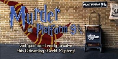 Harry Potter Murder Mystery Dinner Show