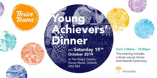 Young Achievers' Dinner 2019