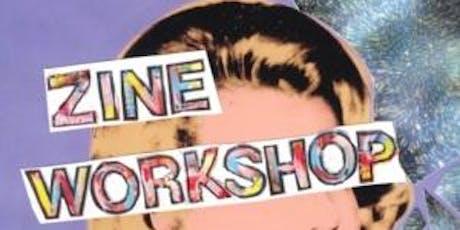 DIY Zine Workshop tickets