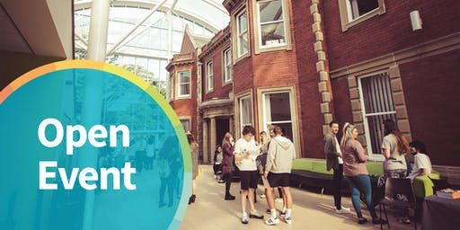 Hartlepool Sixth Form College Open Event