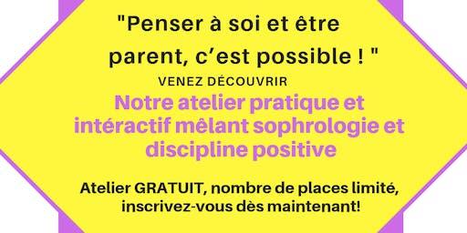 Atelier pratique Sophro et Discipline Positive