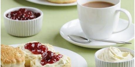 Cream Tea tickets