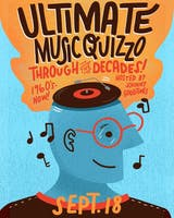 Ultimate Music Quizzo & Karaoke Through The Decades