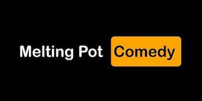 Melting Pot Comedy X Gängeviertel