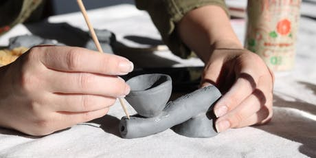 Ceramics 101: Pipes tickets