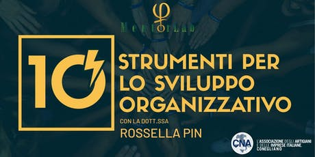 10 strumenti per lo sviluppo organizzativo biglietti