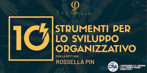 10 strumenti per lo sviluppo organizzativo