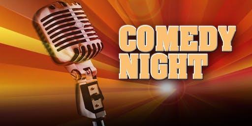BRIDGES-Comedy Night