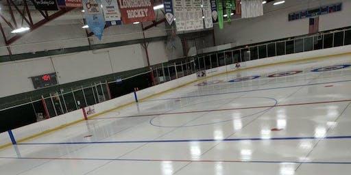 University of Texas Versus TAMU Hockey Game