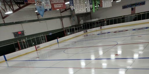 University of Texas Versus TTU Hockey Game