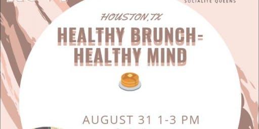 Healthy Brunch -Healthy Mind