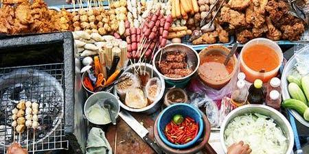 Southeast Asia Street Food BBQ