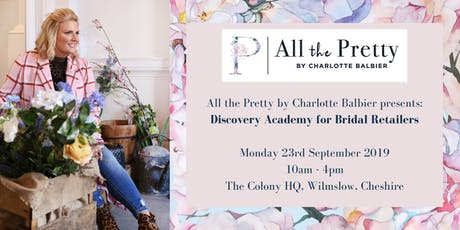 Discovery Academy For Bridal Retailers tickets