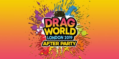 SHADE! THE OFFICIAL DRAG WORLD AFTER PARTY