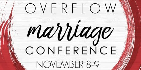 Overflow Marriage Conference tickets