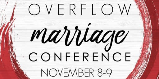 Overflow Marriage Conference