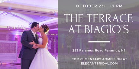 The Terrace at Biagio's Bridal Show tickets
