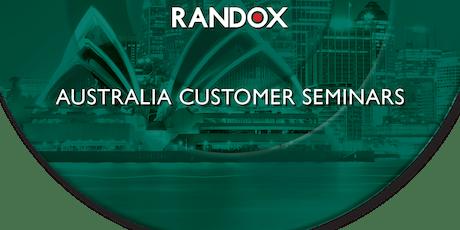 Randox Australia -  Customer Training Session - Melbourne tickets