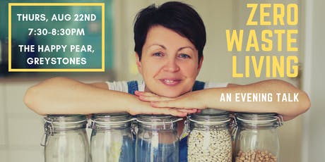 Zero Waste Living with Timi Nicholson tickets