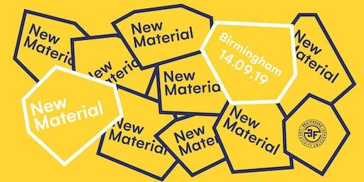 4Talent x Livity presents: NEW MATERIAL Birmingham