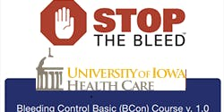 Stop the Bleed - Bleeding Control Basics Course