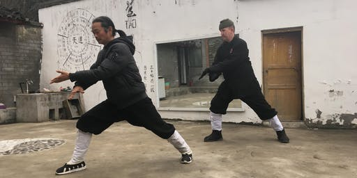 Tai Chi & Taoism with Master Gu (Early Bird Ticket)