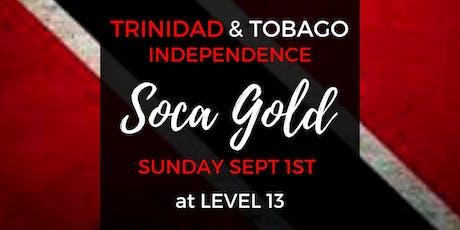 Soca Gold Labor Day Fete T & T tickets