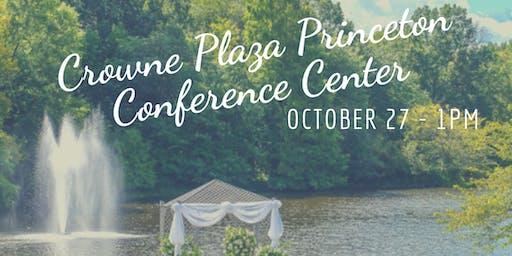 Crowne Plaza Princeton Conference Center Bridal Show