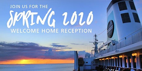 Semester at Sea Spring 2020 Welcome Home Reception  tickets