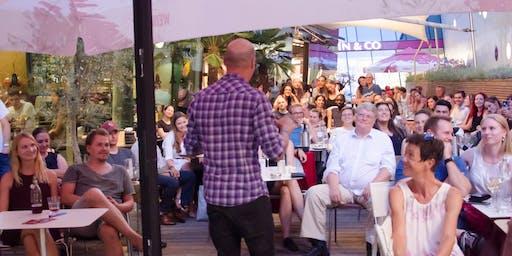 Open Air Stand up comedy #3 Final Summer Show