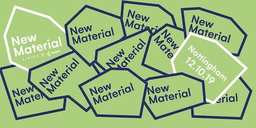 4Talent x Livity presents: NEW MATERIAL Nottingham