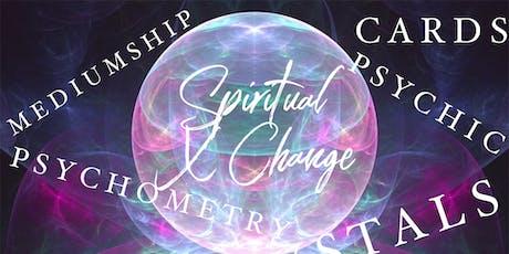 Spiritual X Change tickets